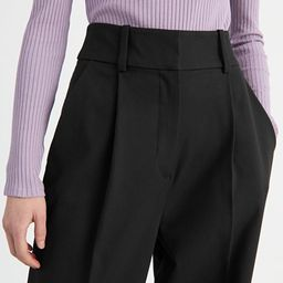 Relaxed Fold-Up Cuff Trousers | & Other Stories