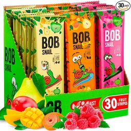 Snacks Variety Pack for Kids Adults - 30 Healthy Fruit Snacks Individual Packs for Kids Adults wi...   Amazon (US)