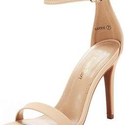 Women's Karrie High Stiletto Pump Heeled Sandals   Amazon (US)