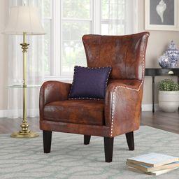 Ilminster Wingback Chair   Wayfair North America