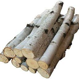 Bundle of Birch Logs   Amazon (US)