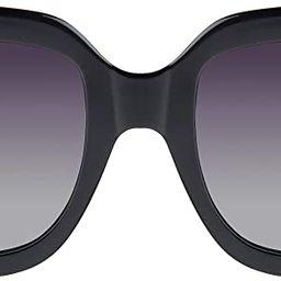 Big Square Polarized Oversized Ladies Designer Inspired Sunglasses for Women | Amazon (US)
