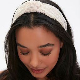 Floral Lace Headband | Forever 21 (US)