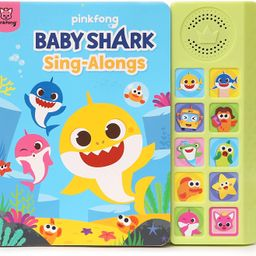 Pinkfong Baby Shark Sing-Alongs Sound Book (New)   Amazon (US)