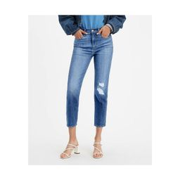 Levi's® Women's 724™ High-Rise Straight Cropped Jeans | Target