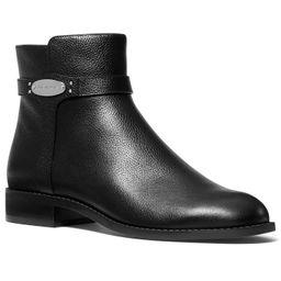 Finley Flat Leather Booties | Macys (US)