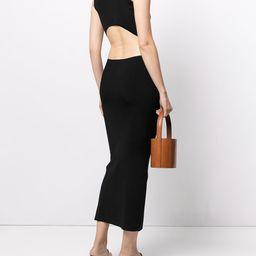 Celle cut-out dress | Farfetch (US)