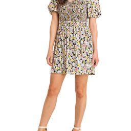 Lush Clothing Women's Smocking Dress | Walmart (US)