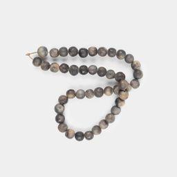 Sejnane Ceramic Beads Light Gray | Amber Interiors