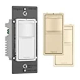 Legrand radiant Motion Sensor Light Switch, Occupancy and Vacancy Sensor for Indoor or Outdoor, Auto   Amazon (US)