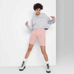 Women's High-Rise Bike Shorts - Wild Fable™   Target
