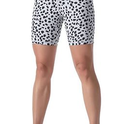 "Sunzel 8"" / 5"" Biker Shorts for Women with Pockets, High Waisted Yoga Workout Shorts   Amazon (US)"