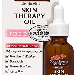 Palmer's Cocoa Butter Formula Moisturizing Skin Therapy Oil for Face with Vitamin E, Rosehip Frag...   Amazon (US)
