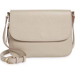 Georgetown Leather Crossbody Bag   Nordstrom