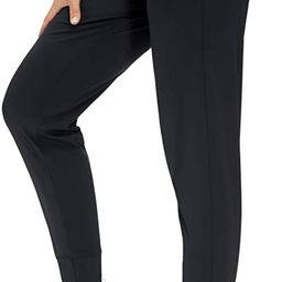 THE GYM PEOPLE Women's Joggers Pants Lightweight Athletic Leggings Tapered Lounge Pants for Worko... | Amazon (US)