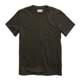 The Heavy Bag Tee in Cypress | Taylor Stitch