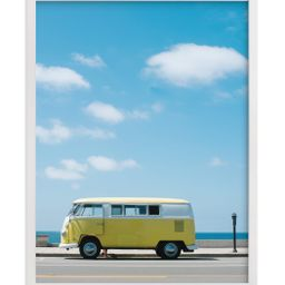 """""""Yellow Van II"""" - Photography Limited Edition Art Print by Jennifer Little.   Minted"""