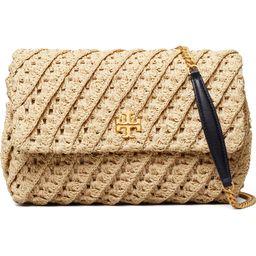 Kira Crochet Raffia Shoulder Bag | Nordstrom