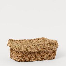 Lidded storage basket   H&M (UK, IE, MY, IN, SG, PH, TW, HK, KR)