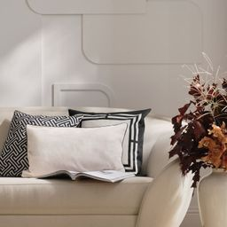 Cotton satin cushion cover   H&M (UK, IE, MY, IN, SG, PH, TW, HK, KR)