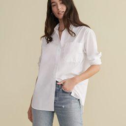 Boyfriend Shirt - White | Jenni Kayne | Jenni Kayne