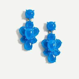 Candy gem drop earrings | J.Crew US
