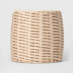 Tall Round Paper Rope Basket White - Project 62™ | Target