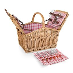 Picnic Time Piccadilly Picnic Basket with Service for Two | Target