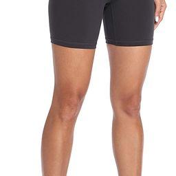 "YUNOGA Women's High Waisted Yoga Short 6"" Inseam Workout Athletic Biker Shorts | Amazon (US)"