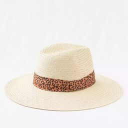 Aerie Straw Hat | American Eagle Outfitters (US & CA)