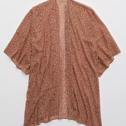 Aerie Chiffon Kimono | American Eagle Outfitters (US & CA)