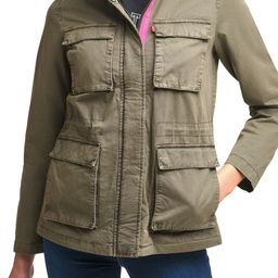 Cotton Military Jacket   Nordstrom