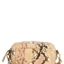 Madewell | The Transport Snake Embossed Leather Camera Bag | Nordstrom Rack | Nordstrom Rack