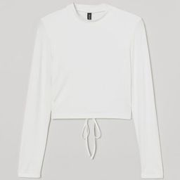Open-backed Top | H&M (US)