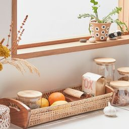 Mason Woven Basket   Urban Outfitters (US and RoW)