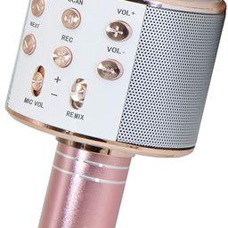 Keyian Wireless Bluetooth Karaoke Microphone for Kids Gifts   Amazon (US)