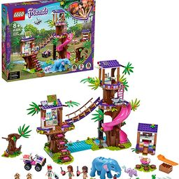 LEGO Friends Jungle Rescue Base 41424 Building Toy for Kids, Animal Rescue Kit that Includes a Ju...   Amazon (US)