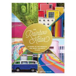 The Rainbow Atlas - by  Taylor Fuller (Hardcover) | Target