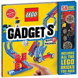 Klutz LEGO Gadgets Book | QVC