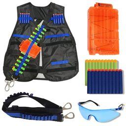 FullyLoaded Tactical Vest for kids for Nerf Guns N -Strike Elite Series. Nerf Accessories Kit - Dart | Walmart (US)