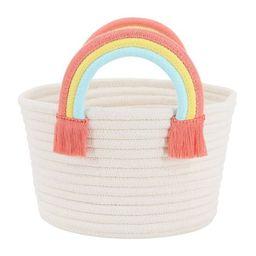 Rope Easter Basket Rainbow - Spritz™   Target