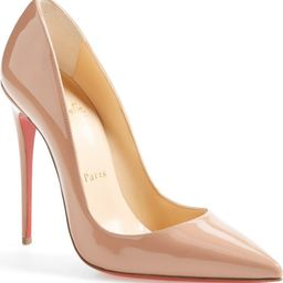 So Kate Pointed Toe Pump | Nordstrom