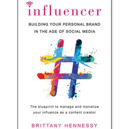 Kensington Publishing Wellness Books - Influencer: Building Your Personal Brand Paperback   Zulily