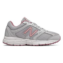 New Balance Women's Sneakers Light - Light Gray & Pink 460v2 Tech Ride Runner Sneaker - Women | Zulily