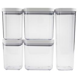 OXO POP 5pc Airtight Food Storage Container Set | Target