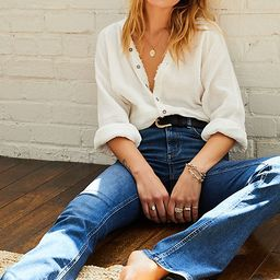 We The Free Summer Daydream Buttondown | Free People (US)
