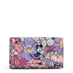Disney RFID Trifold Clutch Wallet | Vera Bradley
