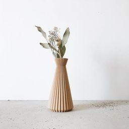 Origami Vase - Dry flowers - ISHI - Original gift for her !   Etsy (UK)