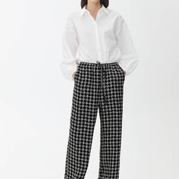 Printed Trousers | ARKET