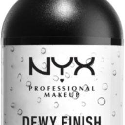 Dewy Finish Makeup Setting Spray   Ulta